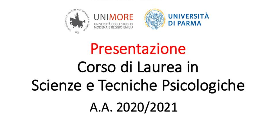 Presentazione STP 2020